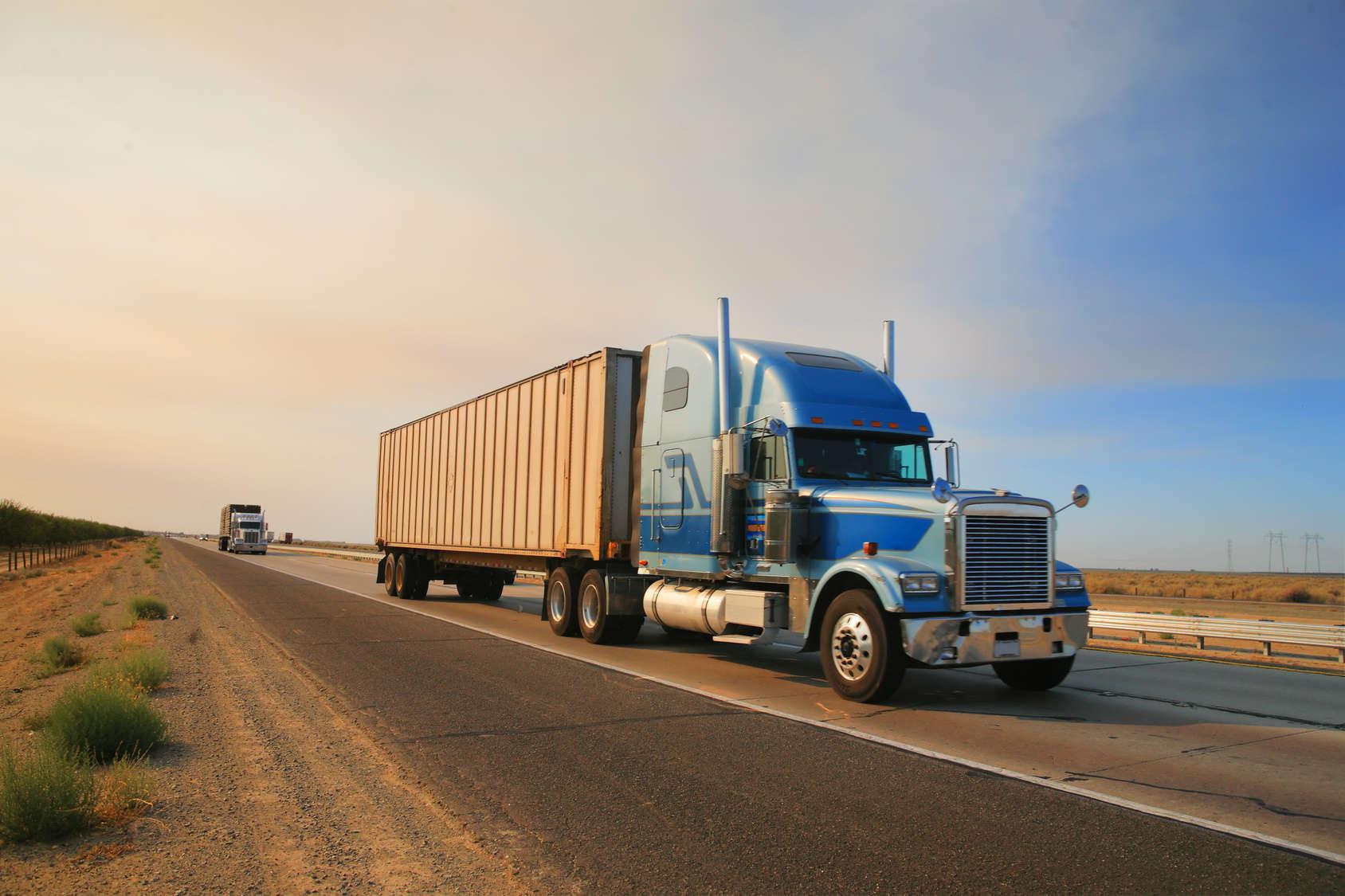 C.H. Robinson Trucking
