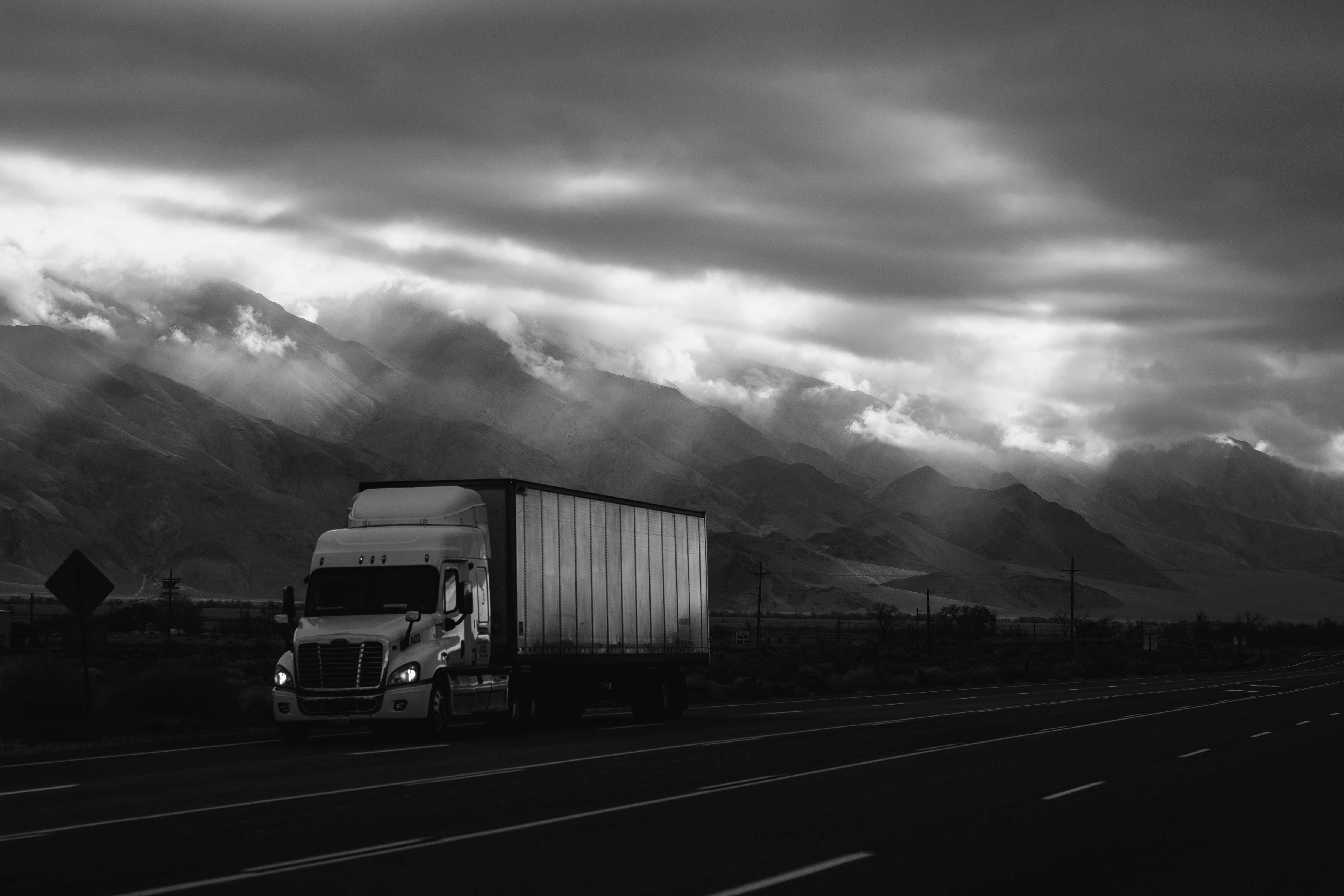 Winter Trucking Tips