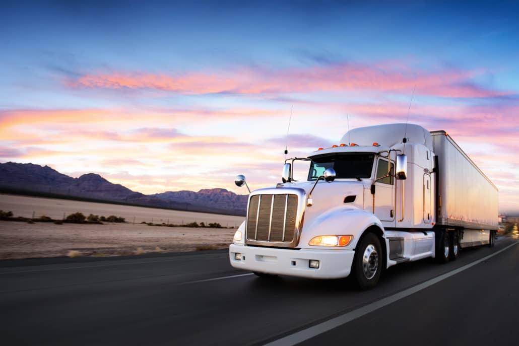 Reefer truck factoring