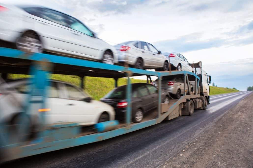 car hauler factoring